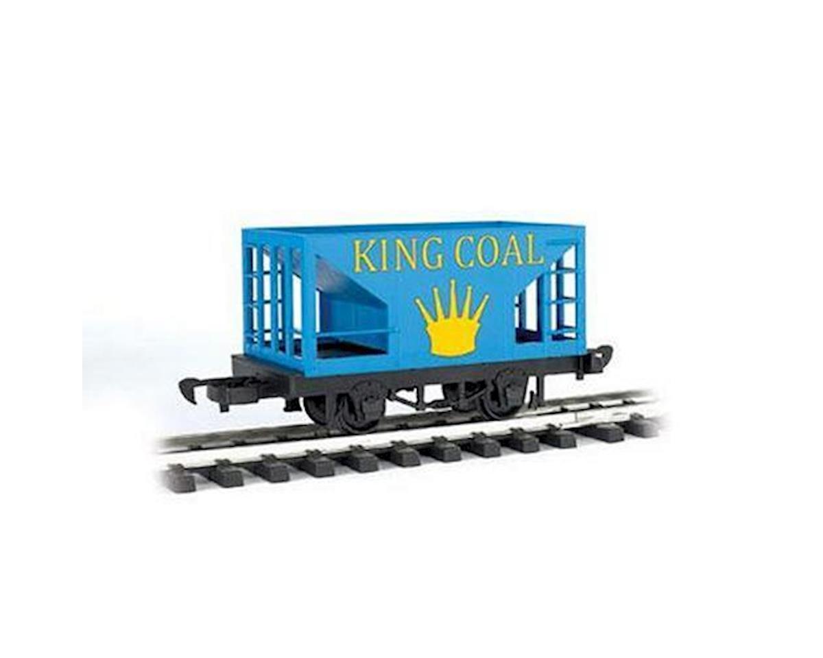 G Li'l Big Haulers Hopper, King Coal by Bachmann
