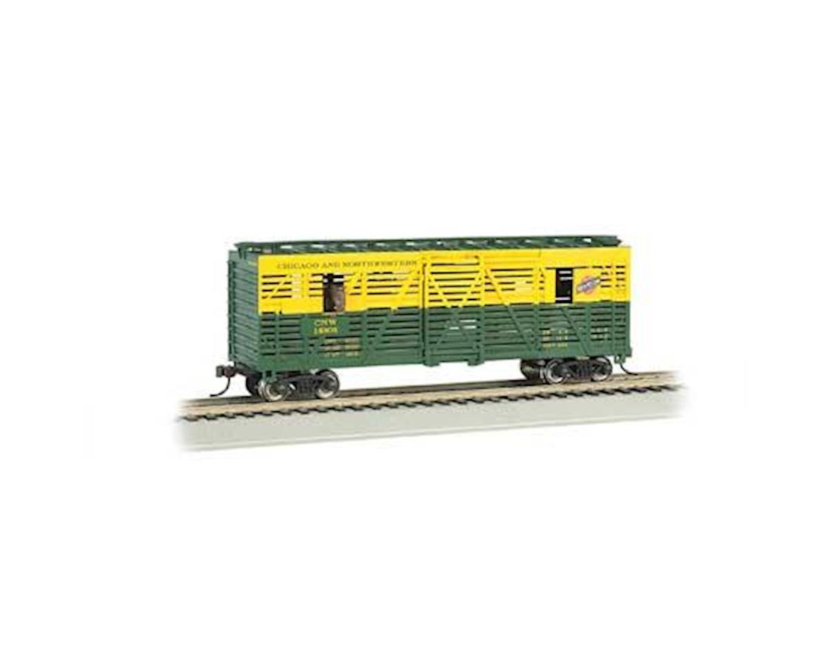 Bachmann G Animated Stock, C&NW/Horses