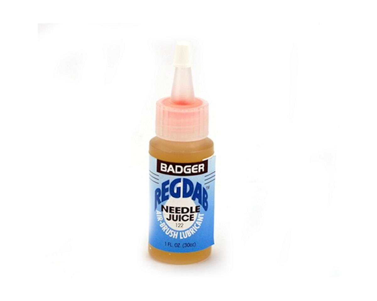 REGDAB Airbrush Lubricant (1oz) by Badger Air-brush Co.