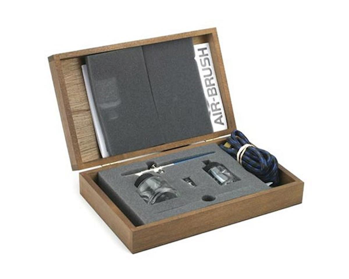 Badger Air-brush Co. 150 Airbrush Set with Wood Case