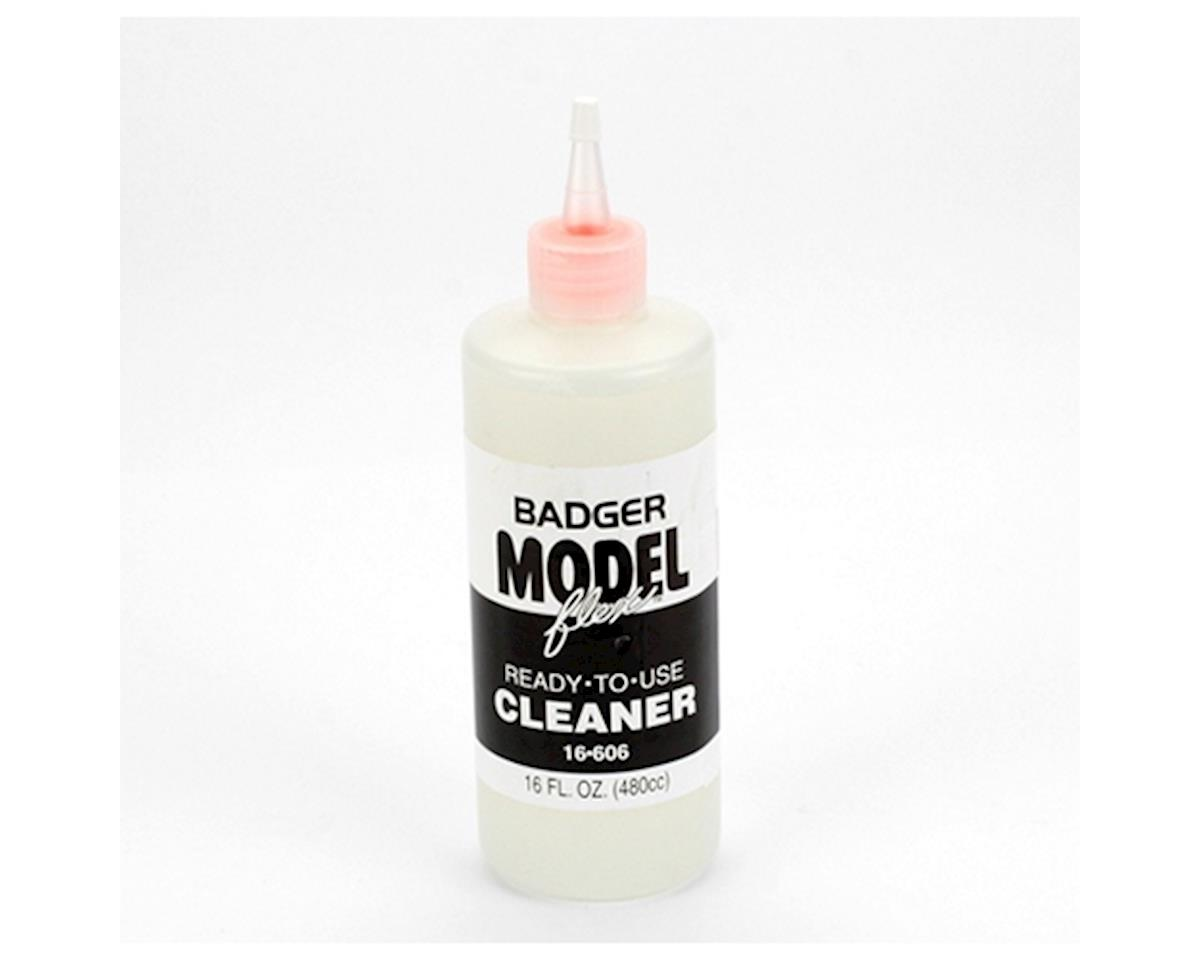 Badger Air-brush Co. Cleaner 16oz