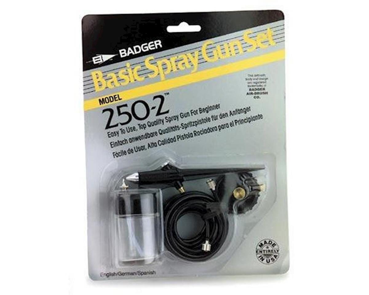 250 Spray Gun Basic Set, Carded