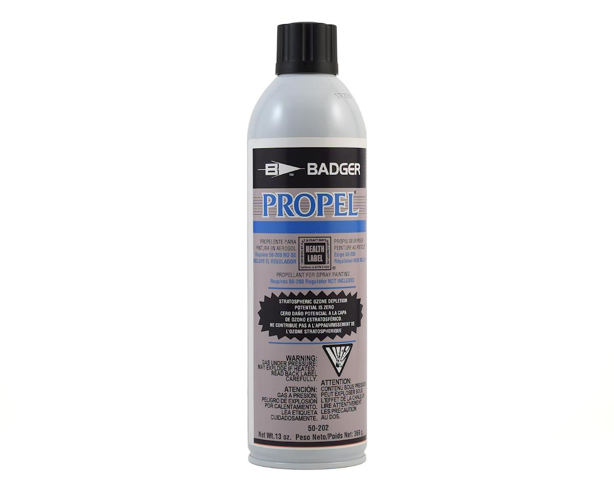 Propel Can (13oz) (Propellant for Spray Painting) by Badger Air-brush Co.