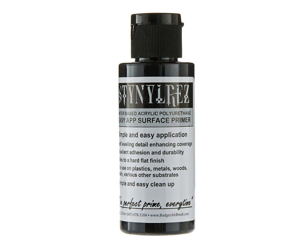SNR-203 Black Primer 2oz/60ml Bottle by Badger Air-brush Co.