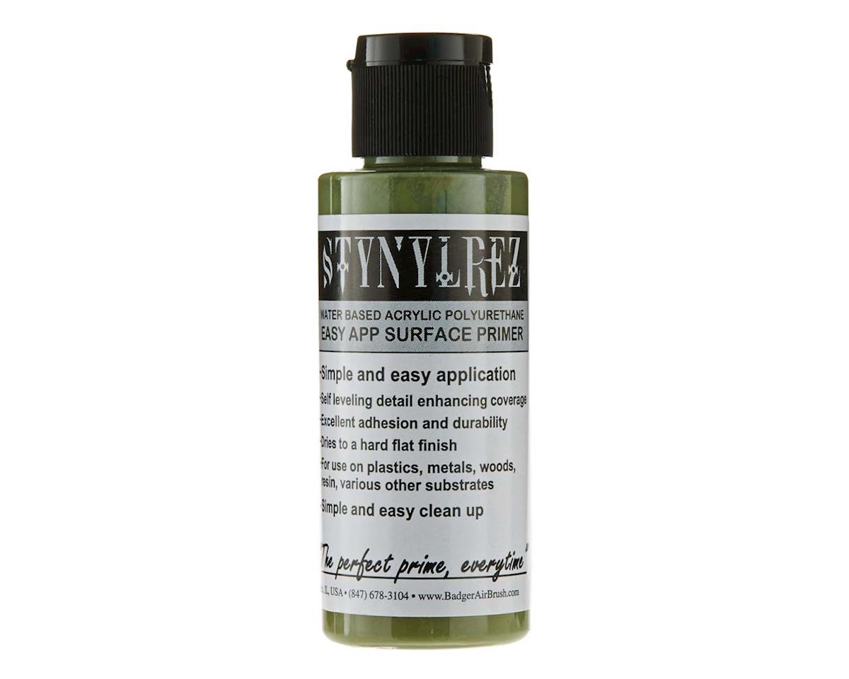 Badger Air-brush Co. Stynylrez Olive Green 2oz/60ml