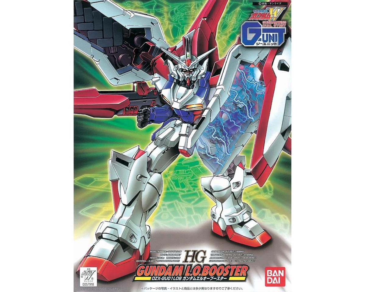Bandai Hg 1/144 L.O. Booster Gundam Wing G-Unit