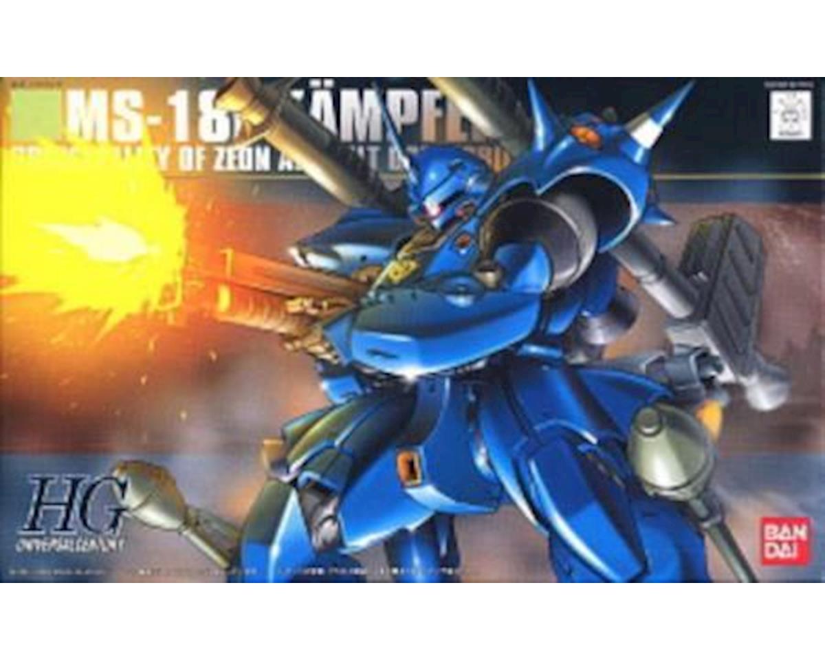Ms-18E Kampfer Bnadai Master Grade by Bandai