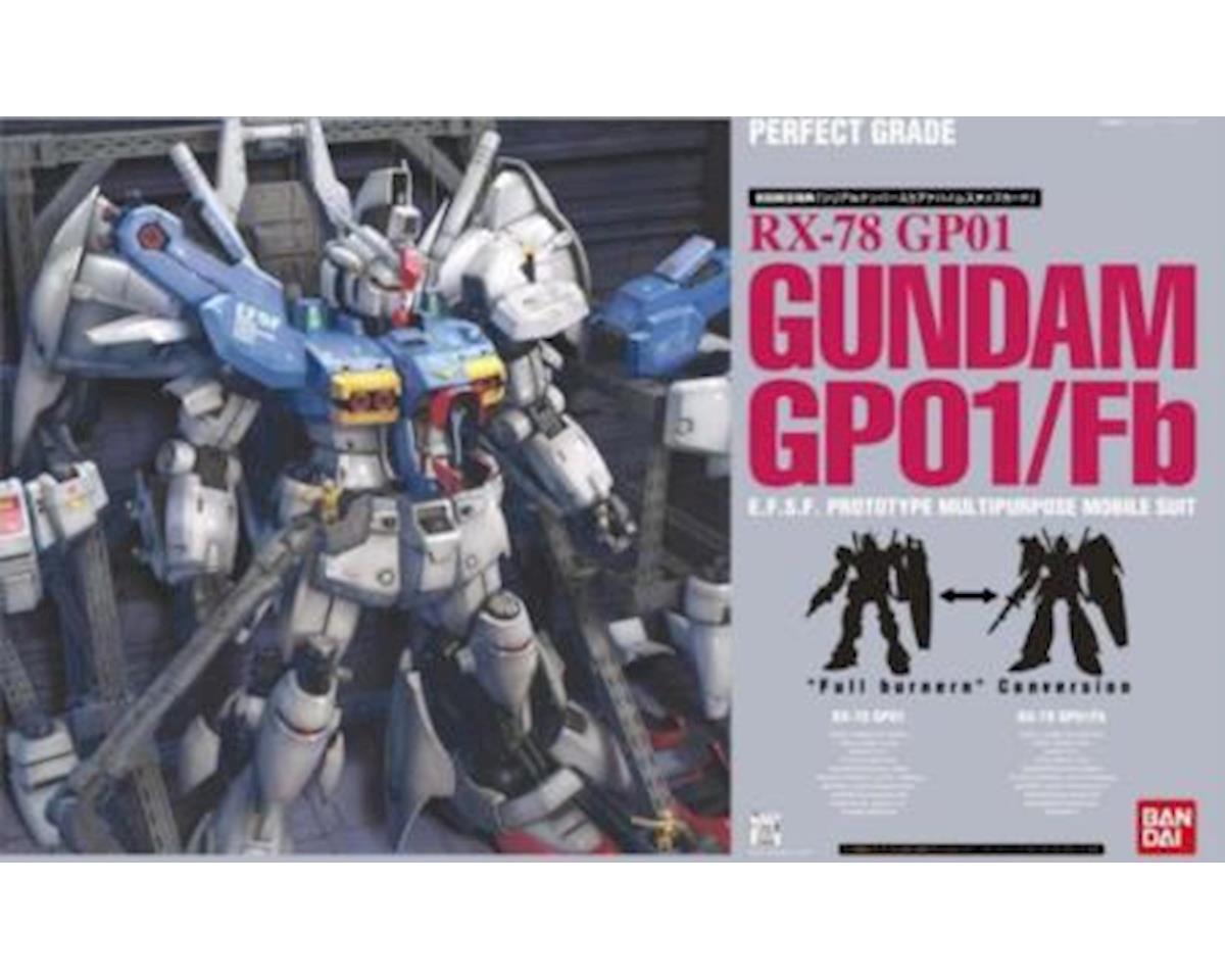 Bandai 1/60 Gundam Gp-01/Fb