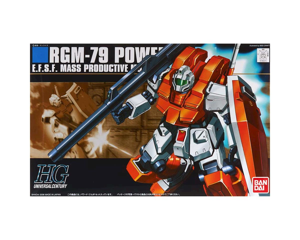 Bandai 145073 #67 RGM-79 Powered GM, Bandai HG