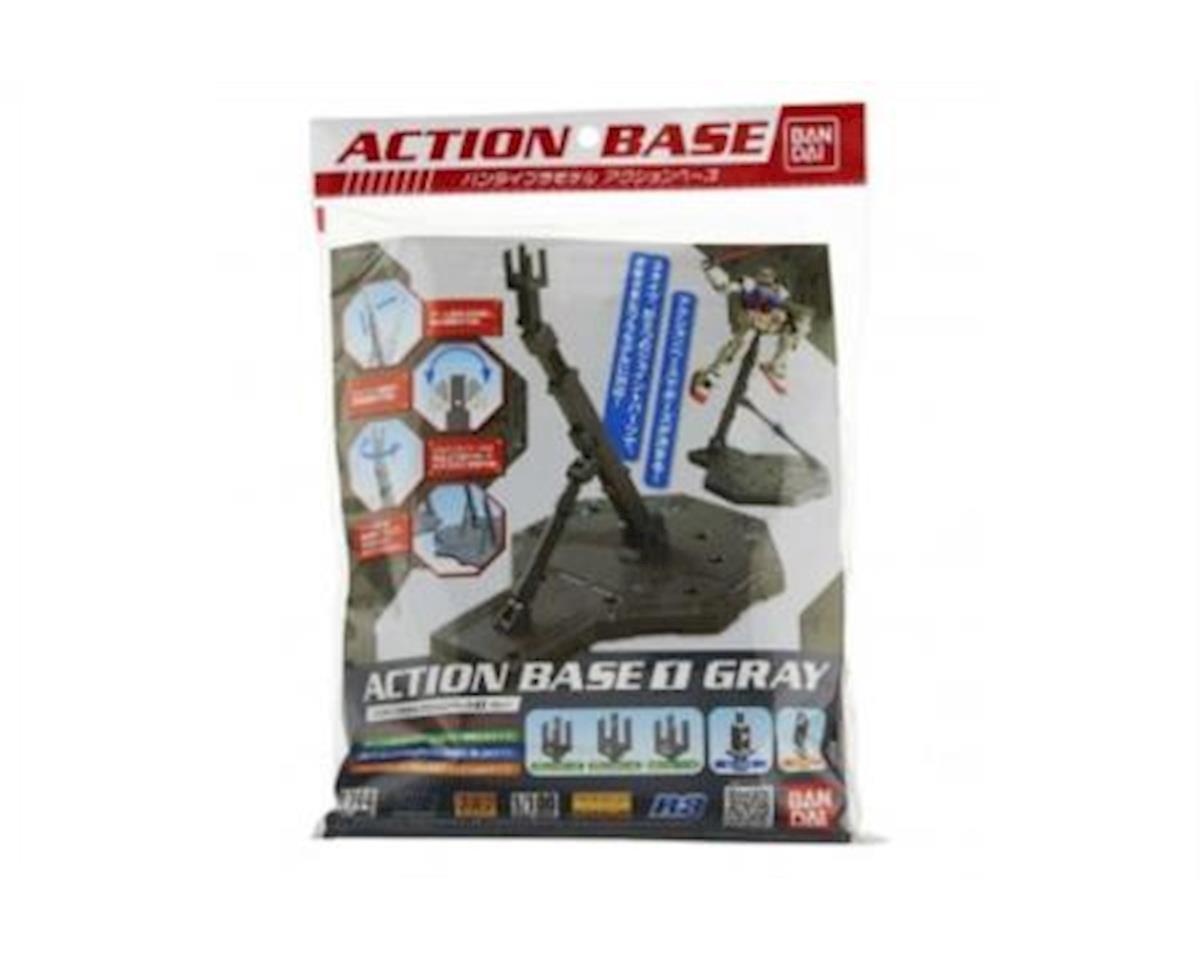 Bandai 1/100 Gray Display Stand Action Base I Box/10