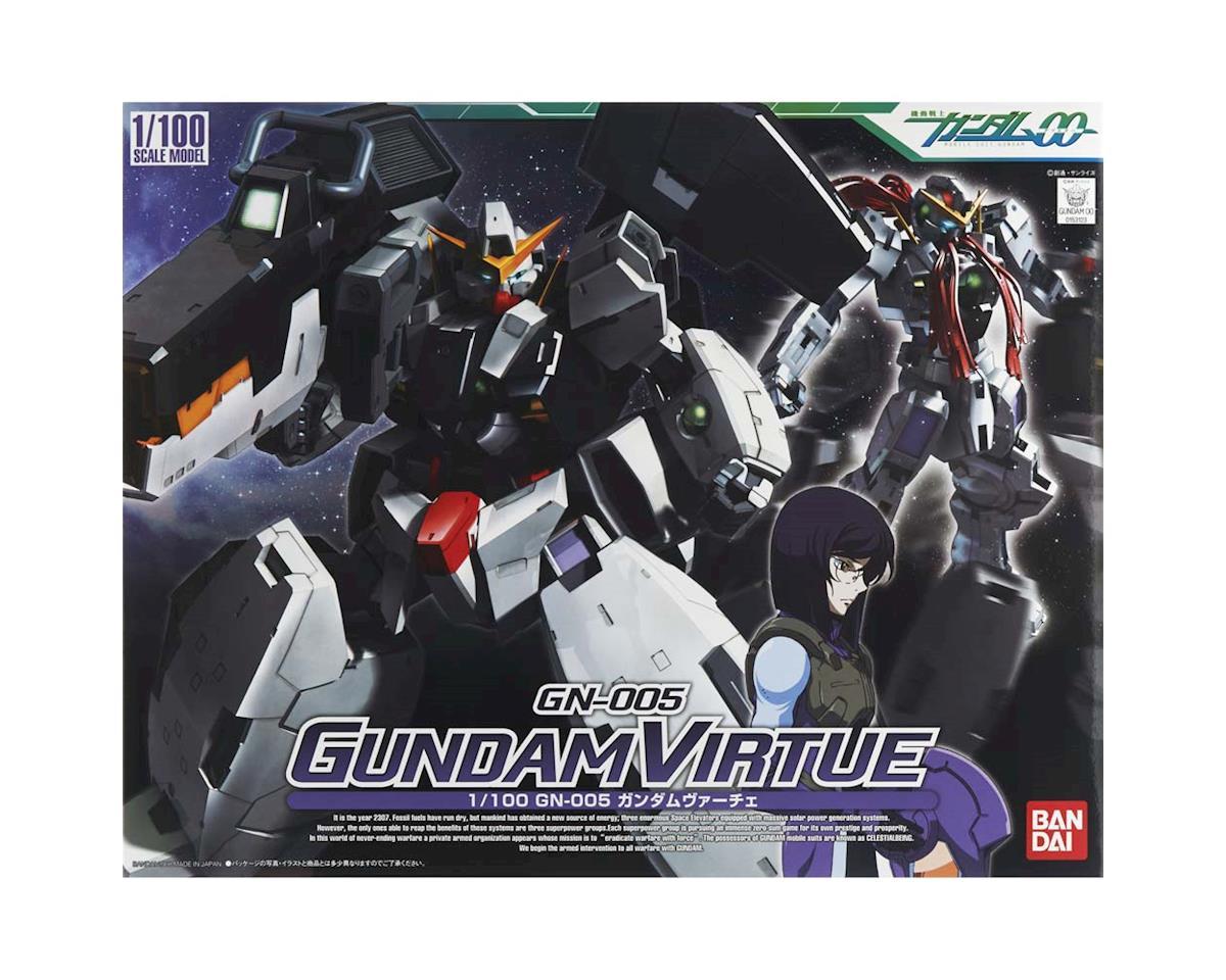1/100 Snap #4 Gn-005 Gundam Virtue by Bandai