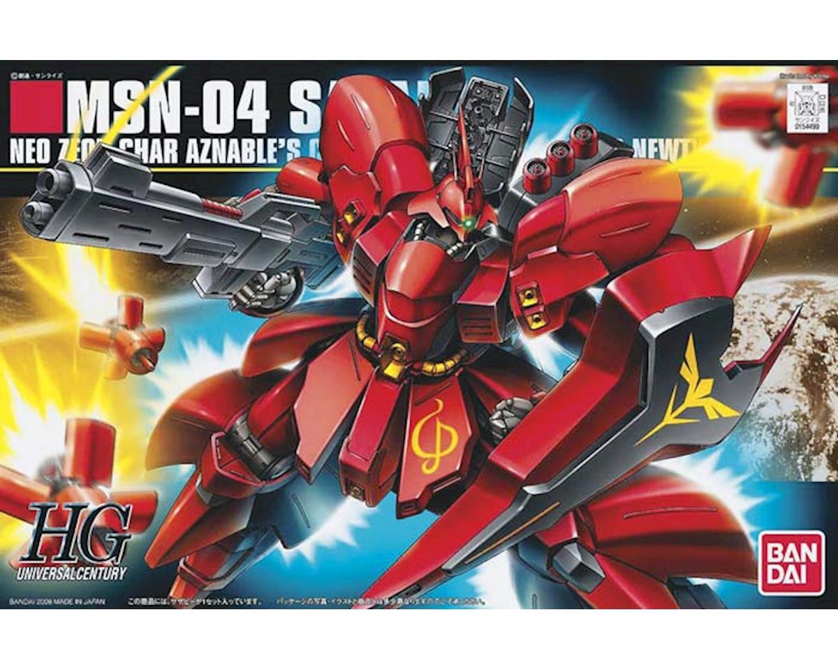 Bandai 1/144 Sazabi #88 Gundam HG