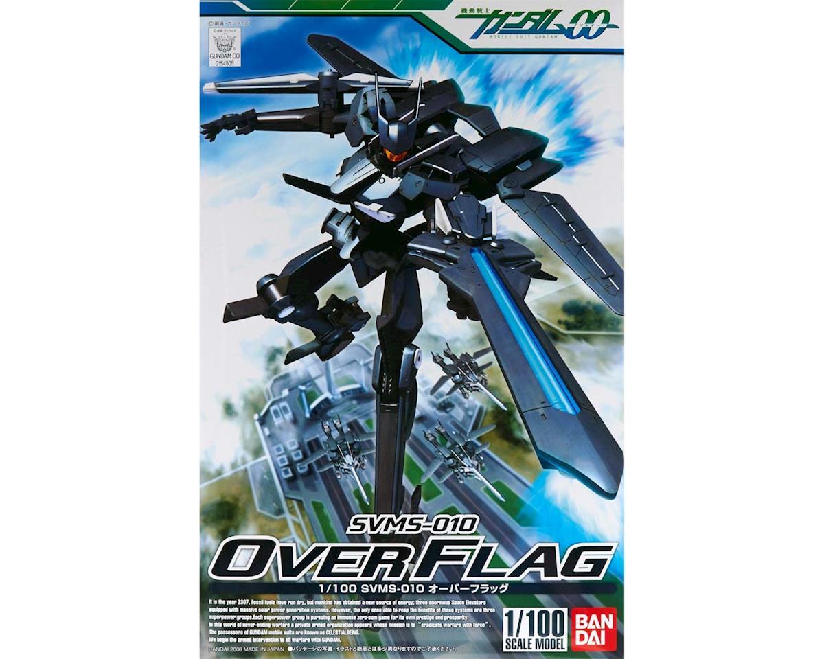Bandai 1/100 #6 Over Flag Bandai Gundam 00 HG