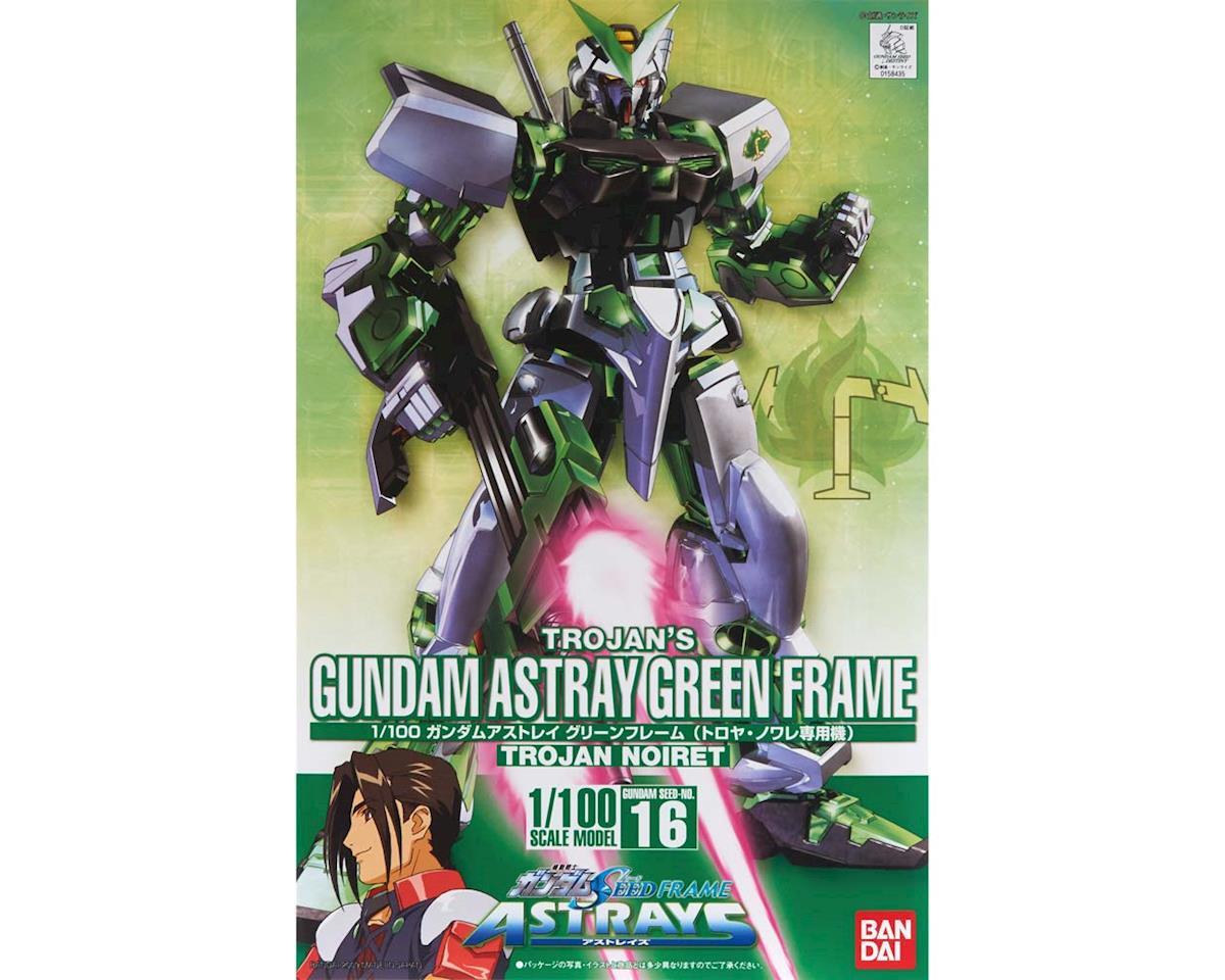 Bandai 1/100 #16 Gundam Astray Green Frame HG