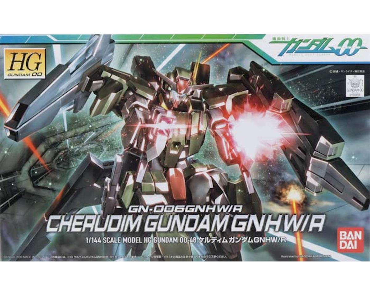 Bandai Models  1/144 Hg Gundam 00 Series: #48 Gn006 Gnhw/R Cherud