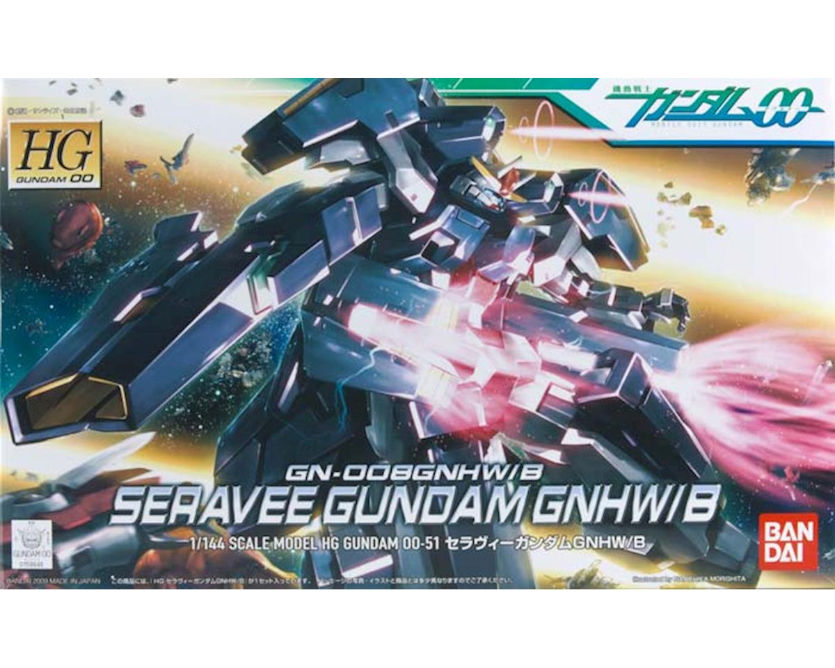 Bandai Models  1/144 #51 Seravee Gundam Gnhw/R Hg