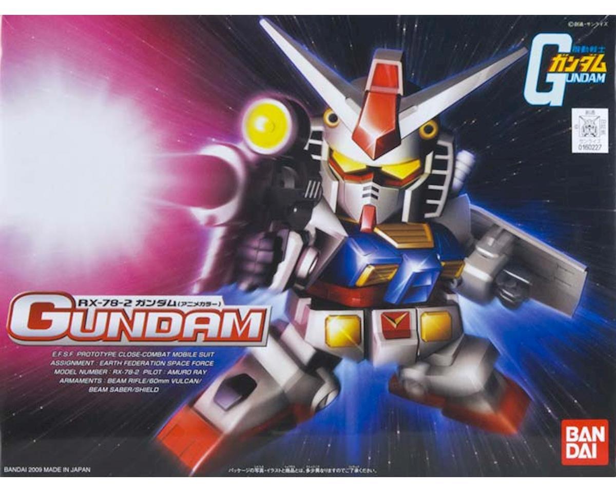 Bandai BB#329 RX-78-2 Gundam Animation Color SD