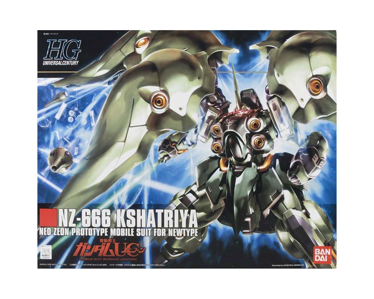 Bandai 1/144 #99 Nz-666 Kshatriya