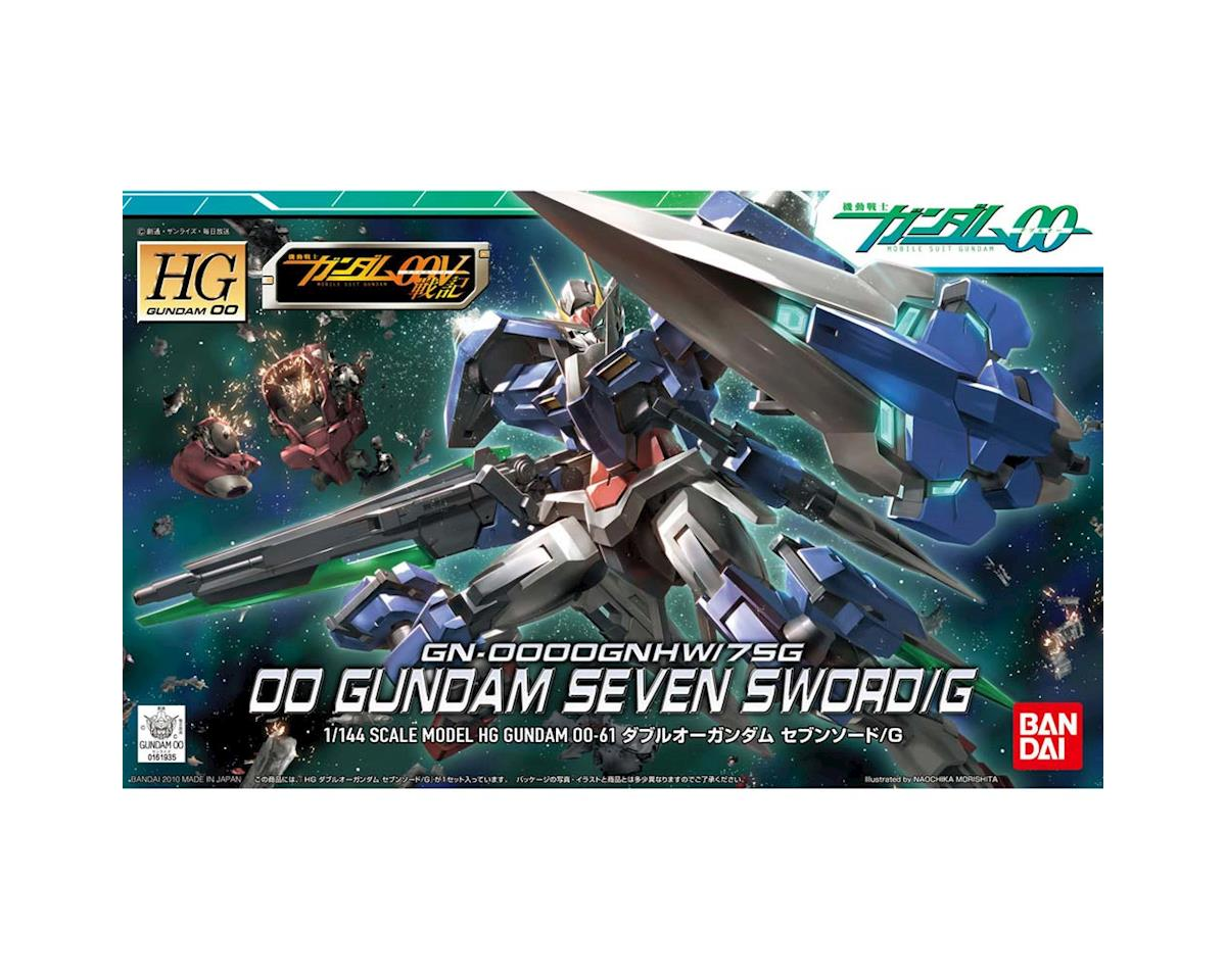 Bandai Models  1/144 Hg Gundam 00 Series: #61 Seven Sword/G Gn000