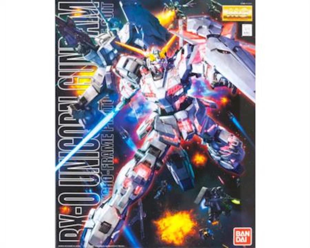 Bandai Models  1/100 Rx-O Unicorn Gundam