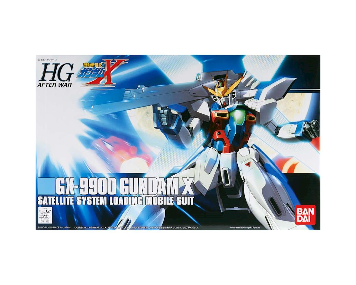 Bandai 1/144 #109 Gx-9900 Gundam X High Grade Uc