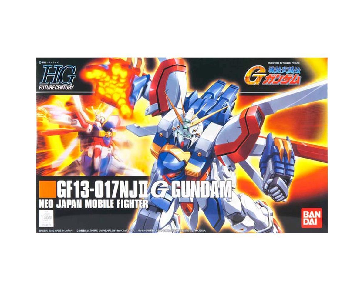 Models  1/144 #110 G Gundam High Grade by Bandai