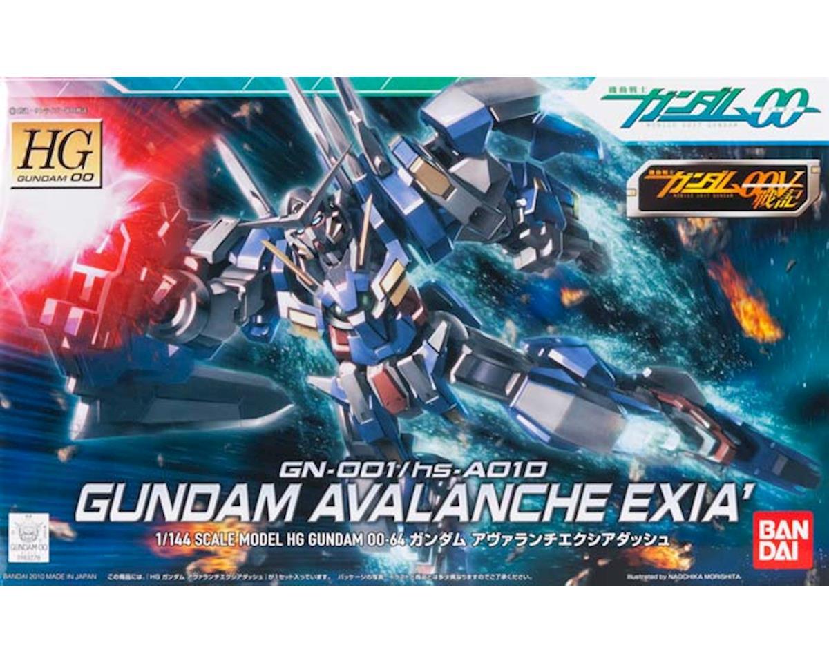 Bandai 163278 1/144 #64 Gundam Avalanche Exia Dash HG