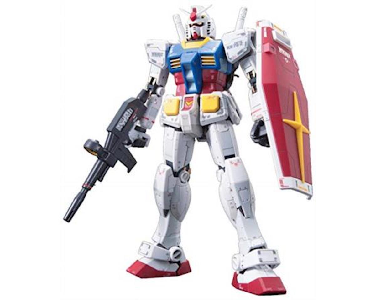 Models  1/144 Gundam Real Grade Series: Rx78-2 Gundam Clos by Bandai