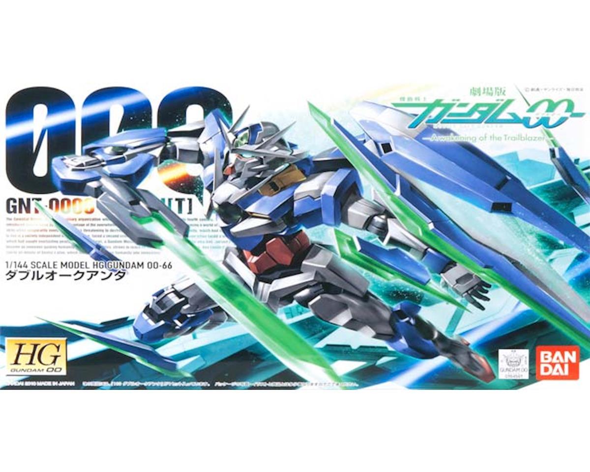 Bandai Models  1/144 Hg Gundam 00 Series: #66 00 Qan(T) Gnt0000