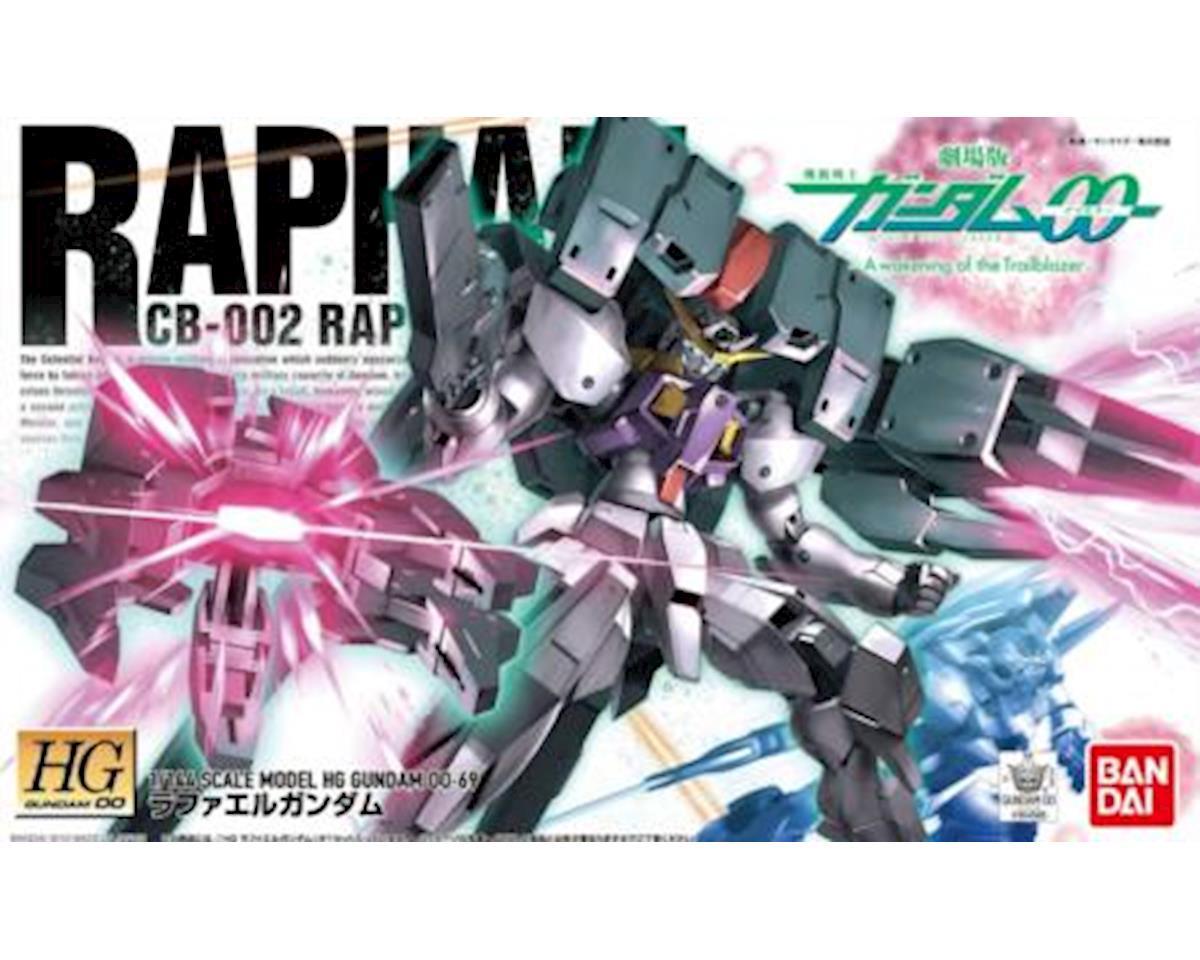 Bandai 1/144 #69 Gundam Raphael Gundam 00 Series