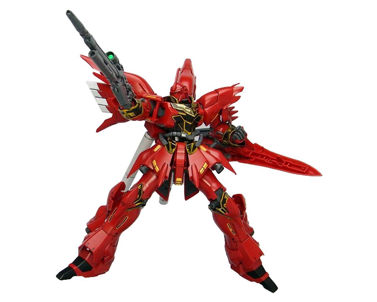 MSN-06S Sinanju Gundam #116 by Bandai