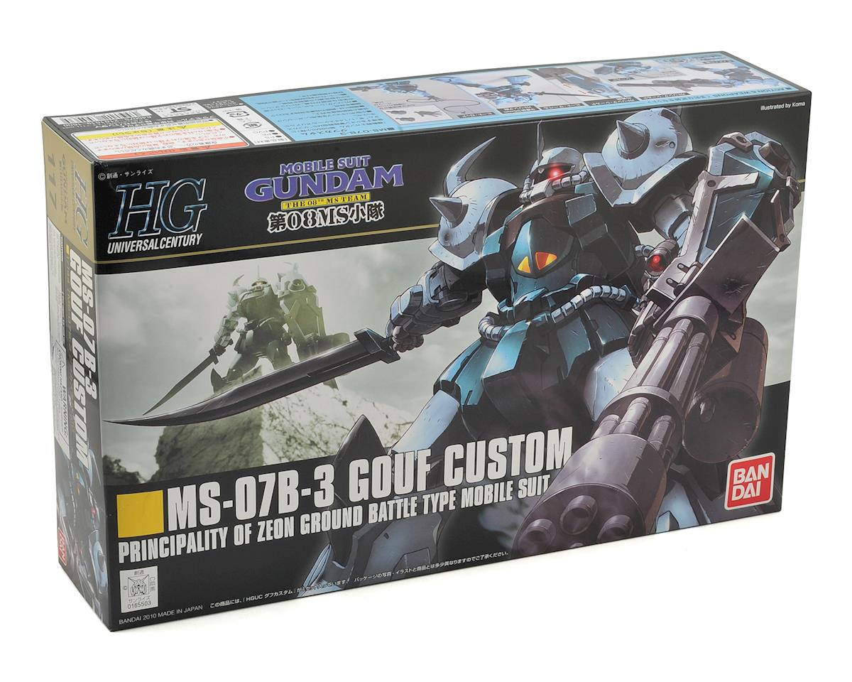 Image 3 for Bandai Gundam MS-07B-3 Gouf Custom #117