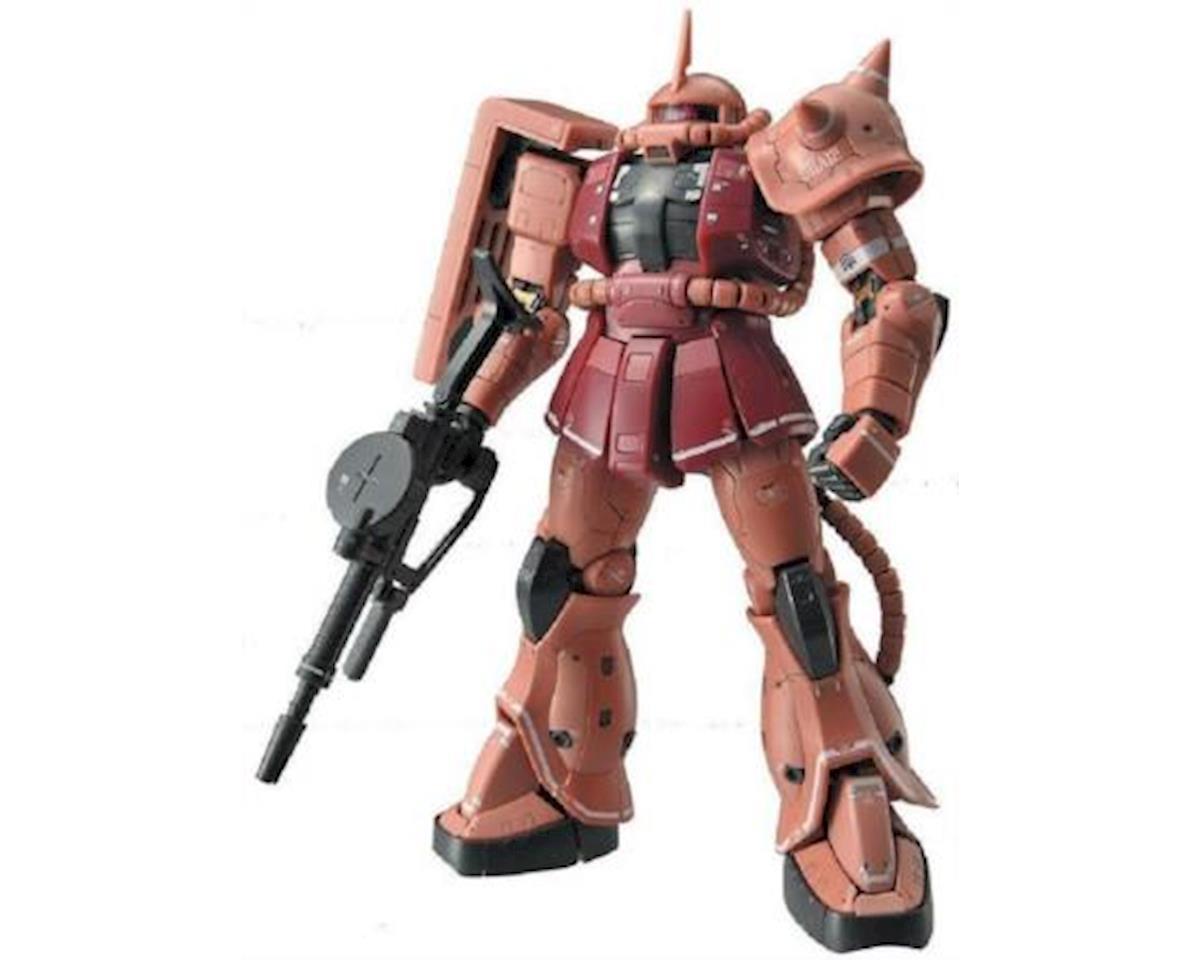 Bandai Models  1/144 #2 Ms-06S Char's Zaku II Rg