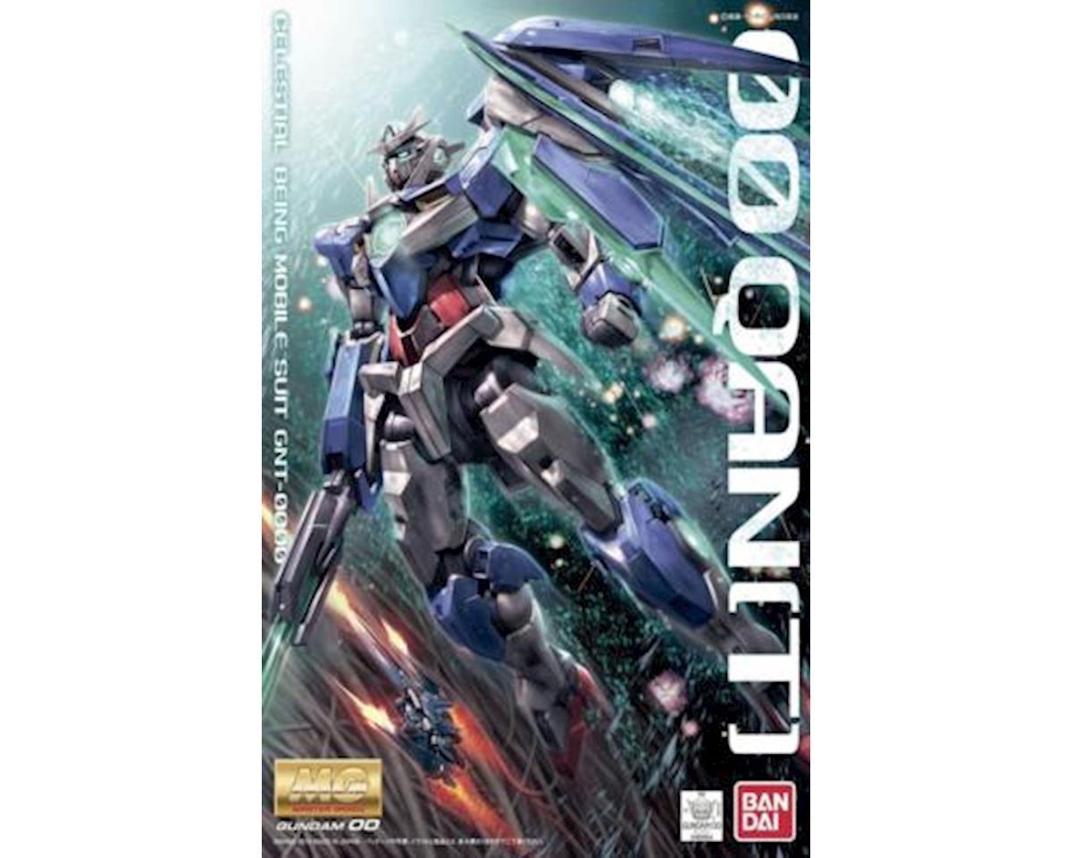 Bandai 1/100 MG OO QUANTA Gundam