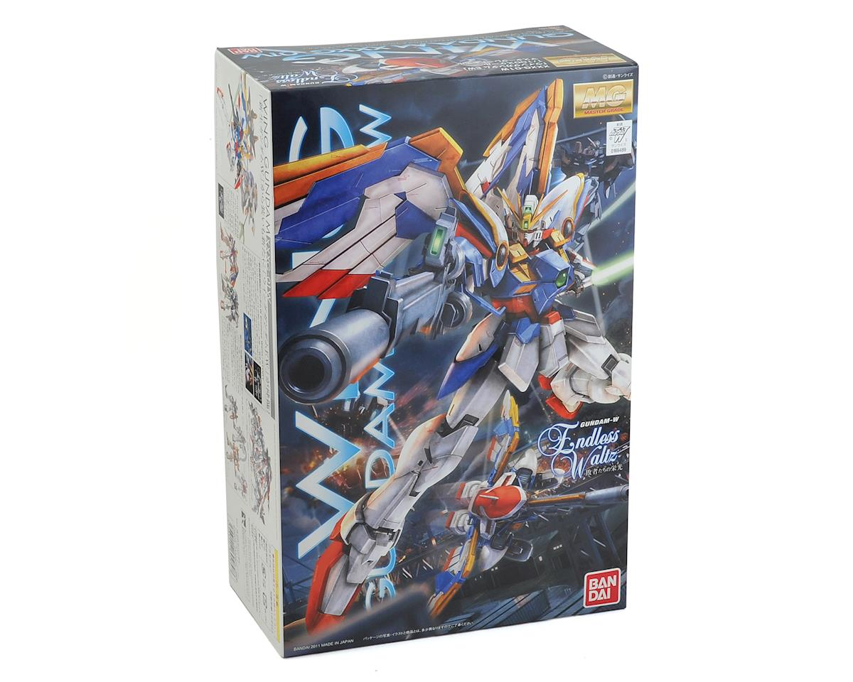 Bandai Wing Gundam Version EW 1/100 Master Grade Action Figure Model Kit