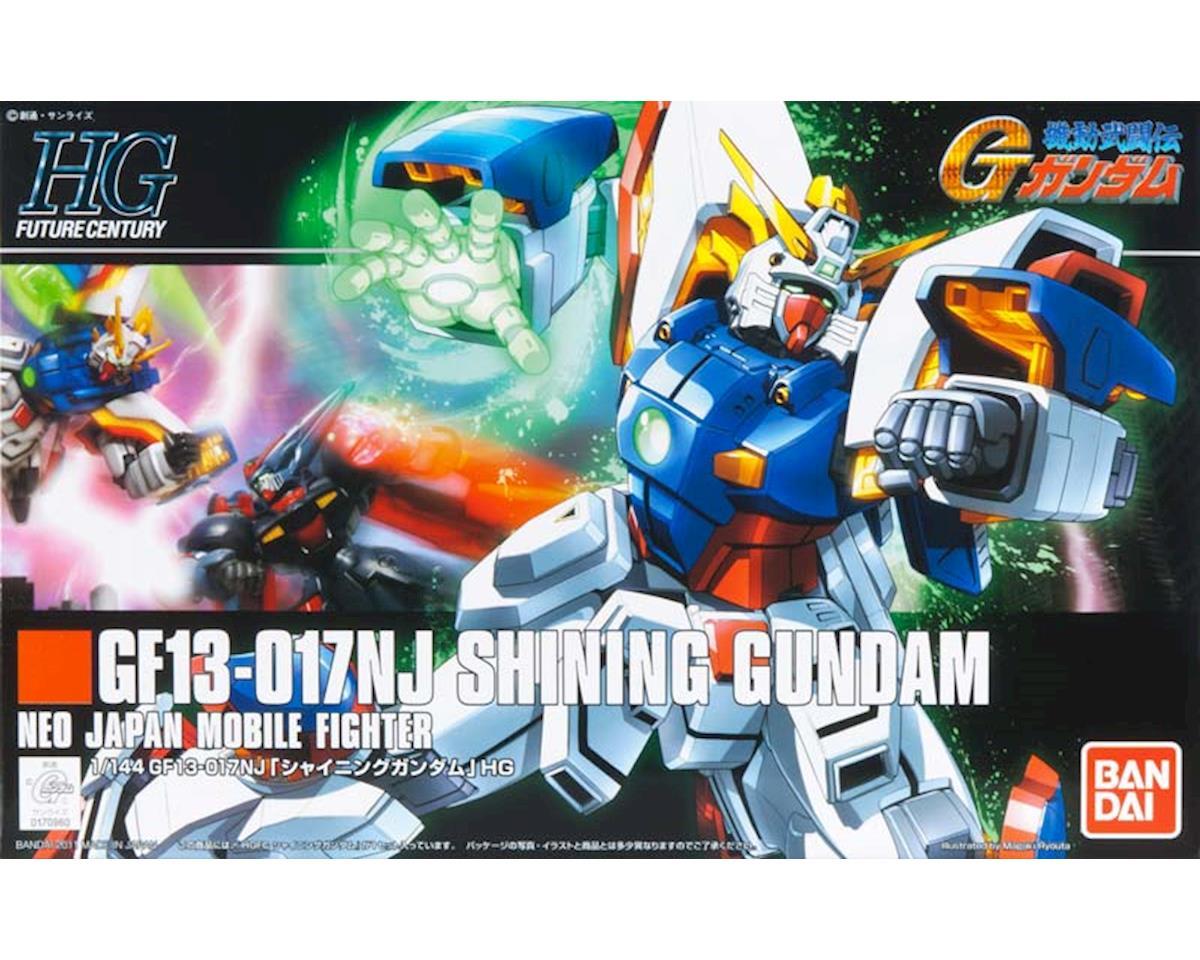 Bandai 1/144 #127 Shining Gundam HG