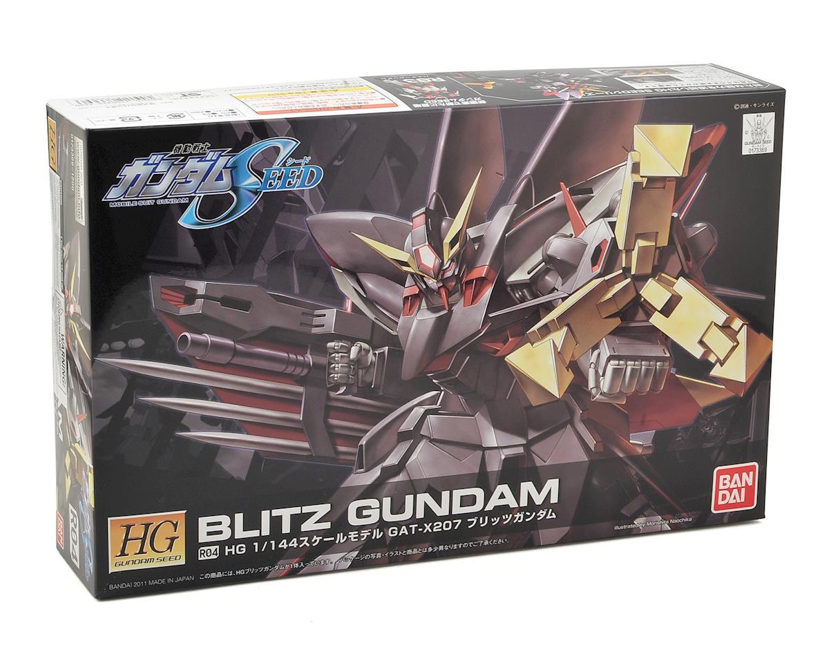 """Bandai Blitz Gundam #4 """"Remaster"""""""