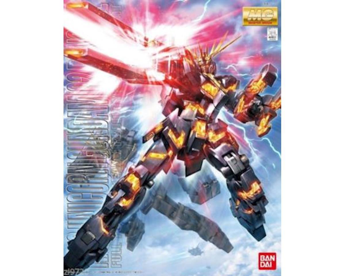 Bandai Models  1/100 Mg Unicorn Gundam 2 Banshee