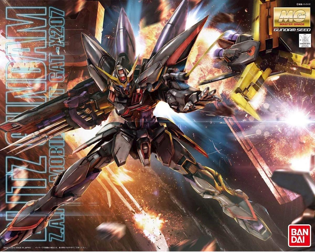 Bandai 1/100 Blitz Gundam MG