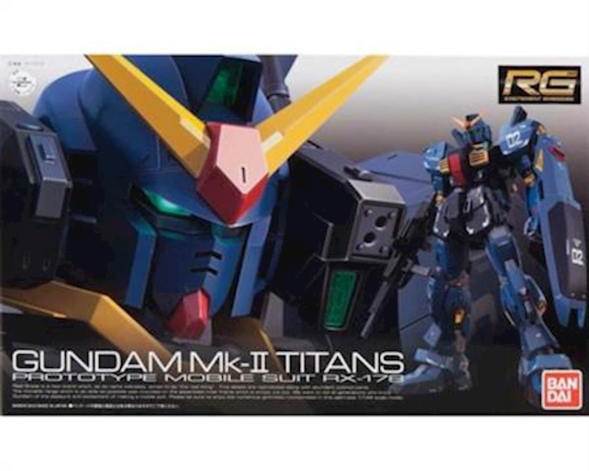 Bandai 1/144 RG #7 RX-178 Gundam MK-II Titans RG