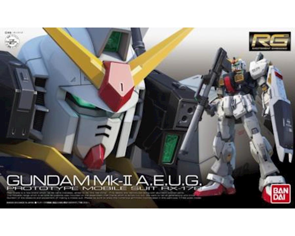 Bandai 1/144 #8 RX-178 Gundam MK-II AEUG RG