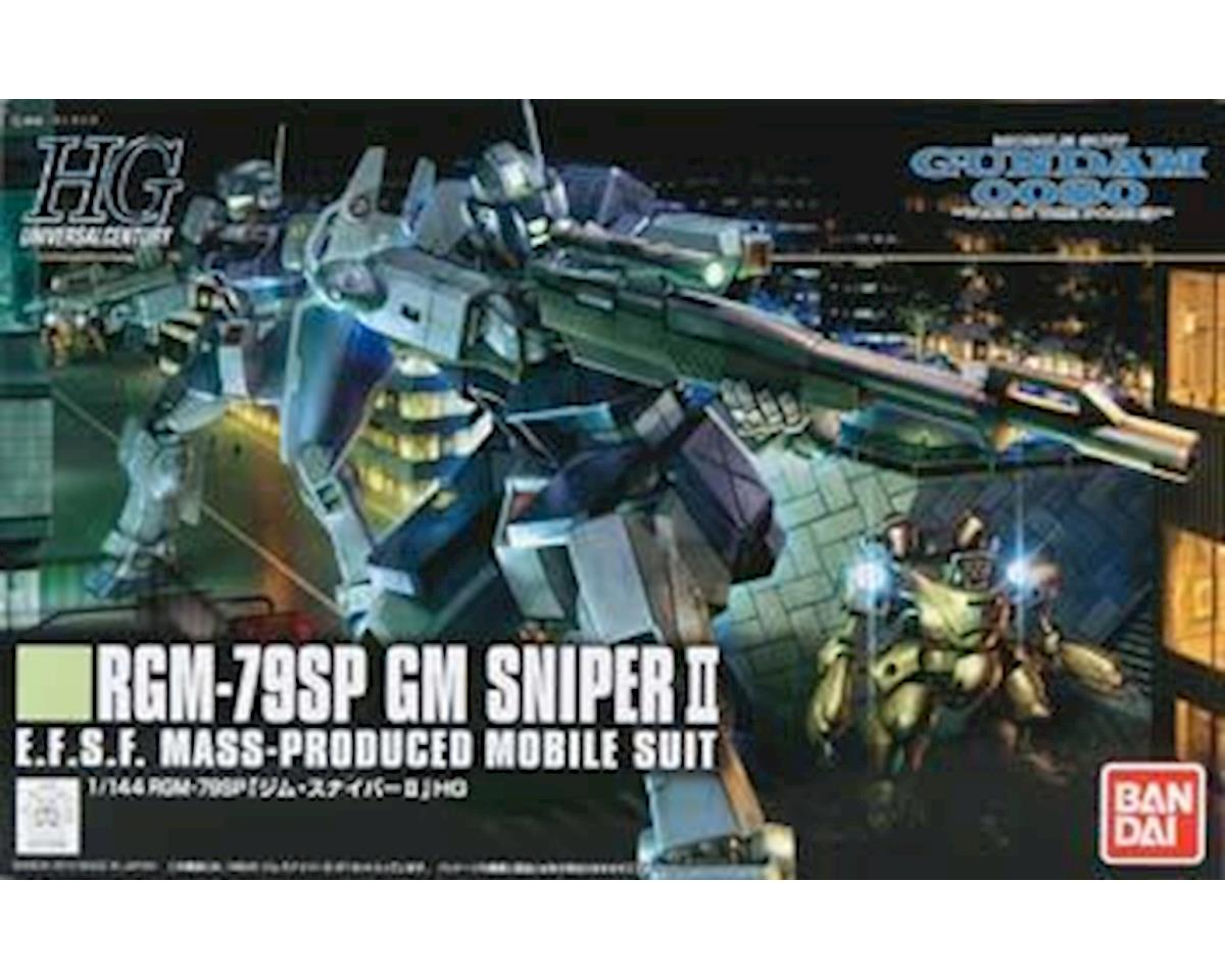 Models  1/144 Hguc #146 Gm Sniper Ii by Bandai