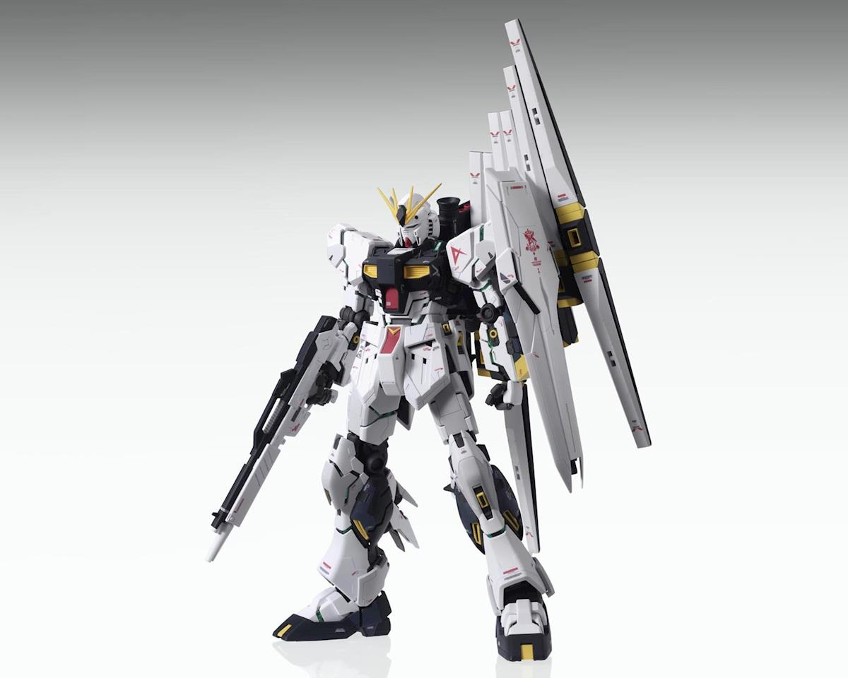 "Nu Gundam Version Ka ""Char's Counterattack"" by Bandai"