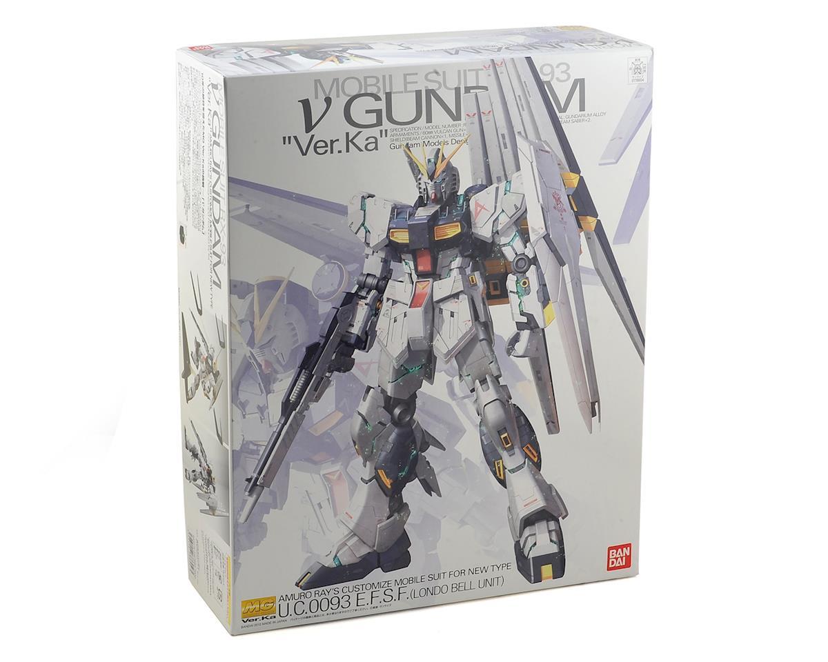 Bandai Spirits Nu Gundam Version Ka Char S Counterattack