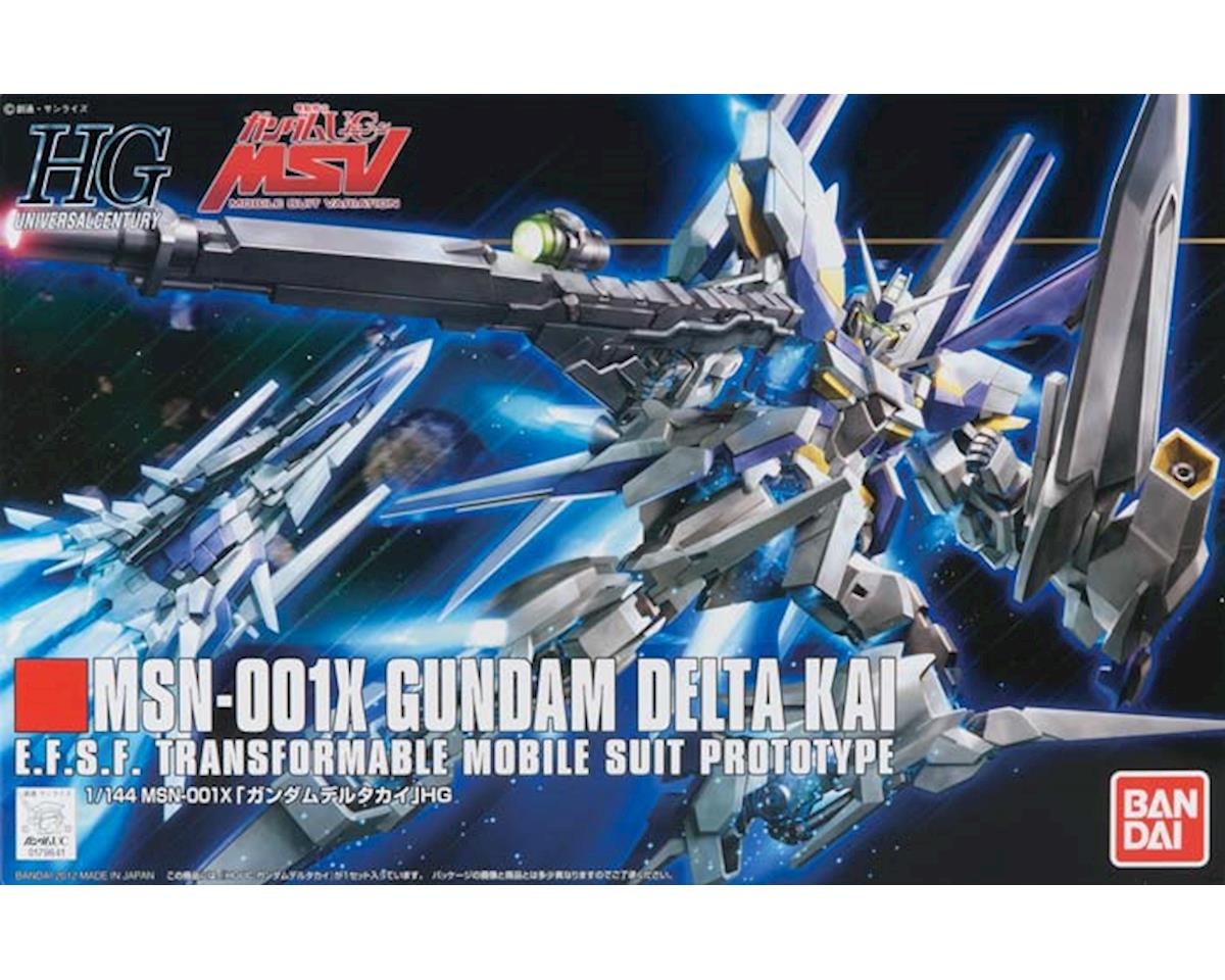 Models  1/144 Hg Universal Century Series: #148 Msn001x Gu by Bandai