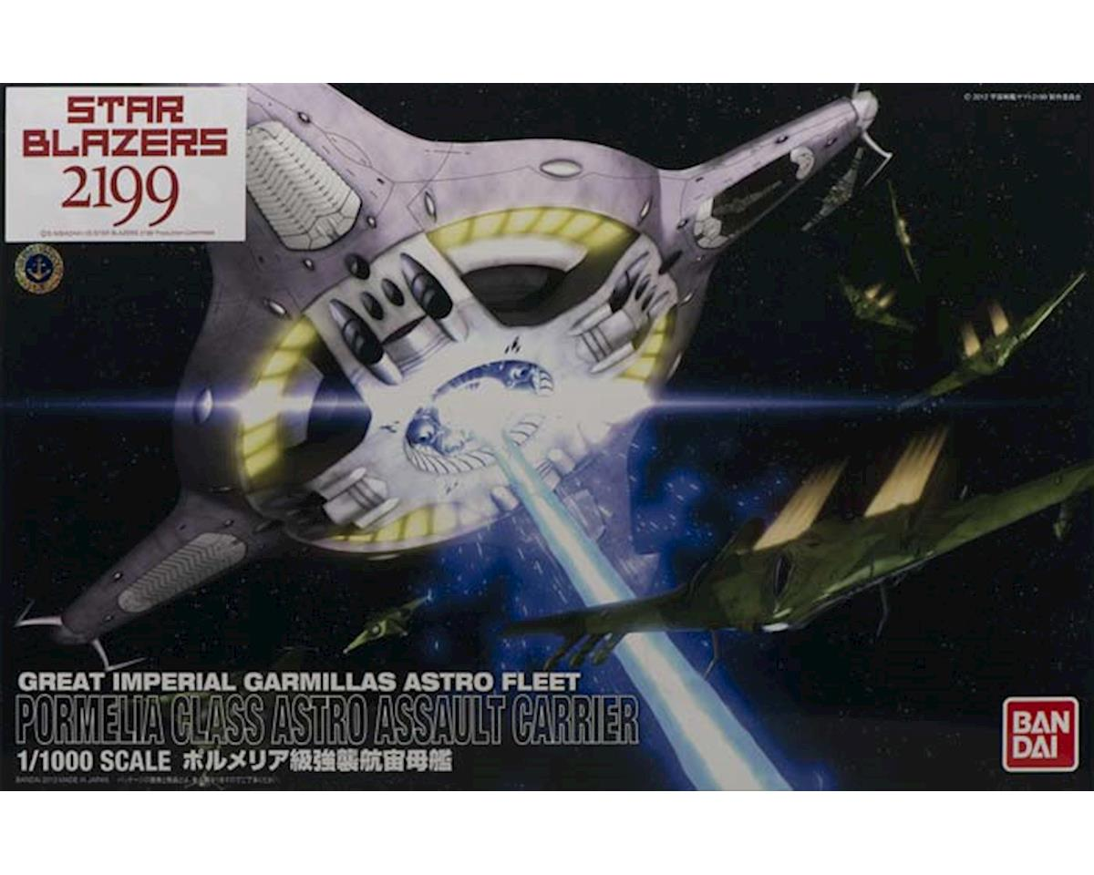 Bandai 182326 1/1000 Starblazer Porumeria Class Space Assau