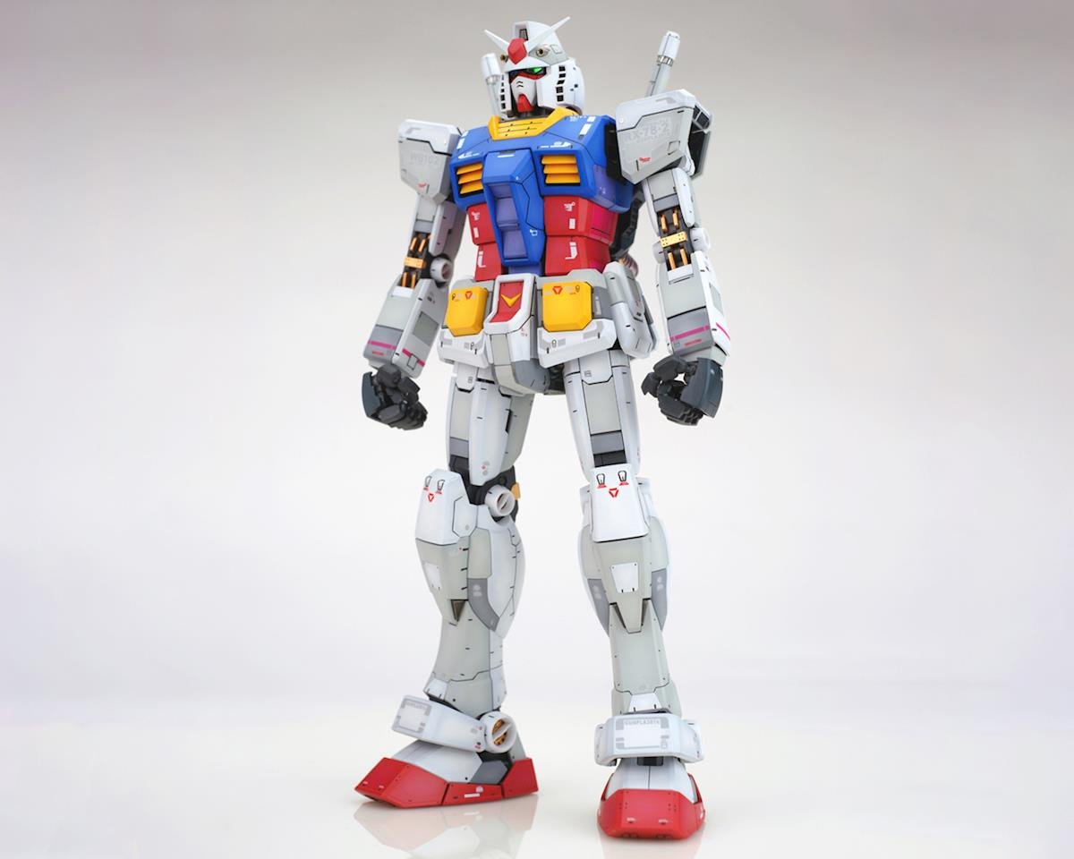 RX-78-2 Gundam Version 3.0 by Bandai