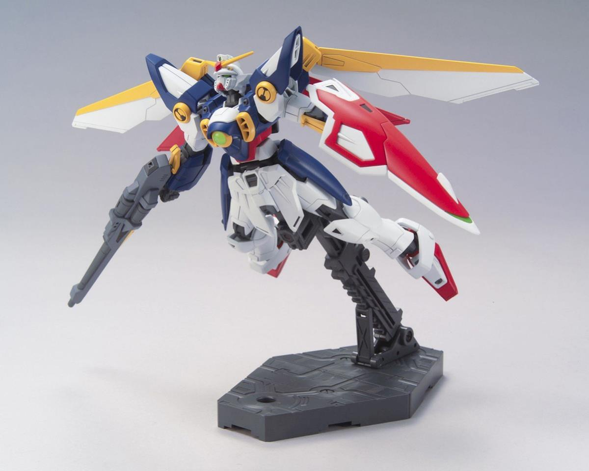 XXXG-01W Wing Gundam #162 1/144 Hi Grade Action Figure Model Kit by Bandai