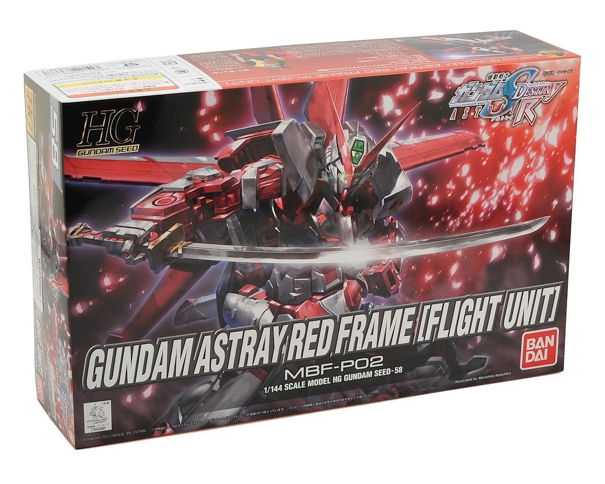 Bandai MBF-P02 Astray Red Frame Gundam #58