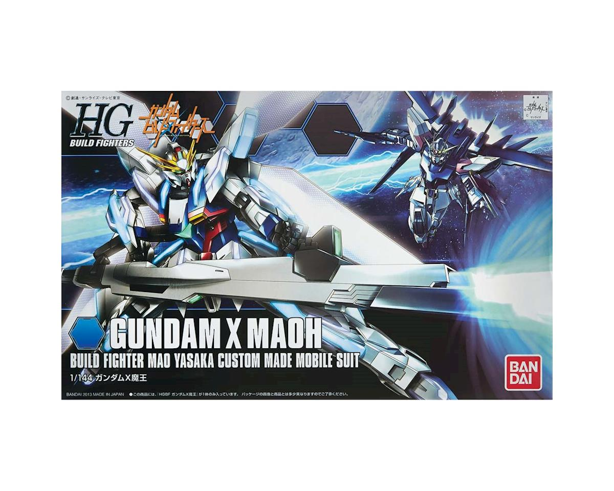 Bandai 1/144 #03 Gundam X Mach HG